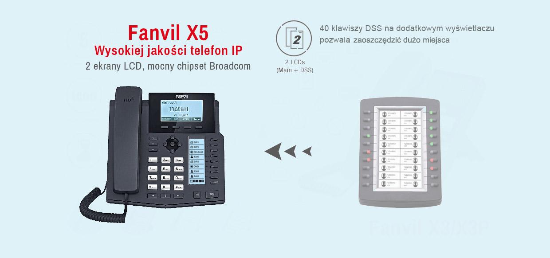 Fanvil X5